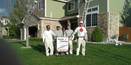 Exterior Painting Thornton