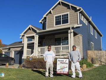 Painters in Thornton
