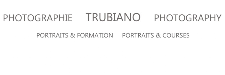 Photographie  TRUBIANO Photography