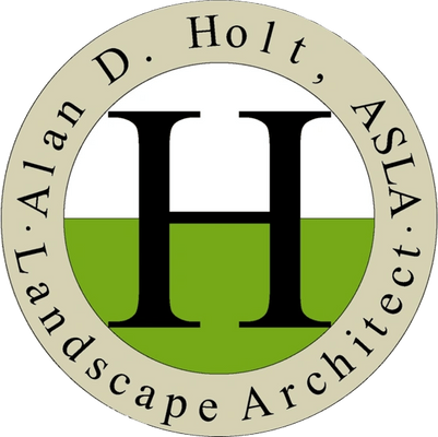 Alan D. Holt, A.S.L.A. Landscape Architect