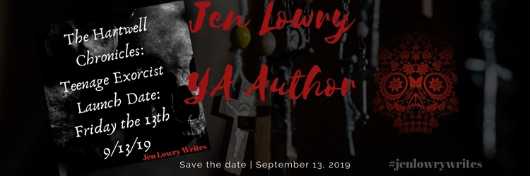 The Official Author Site of Dr. Jennifer Ikner Lowry