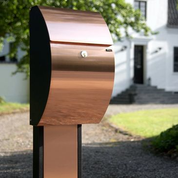 Letter Boxes from Steel Mailbox Company
