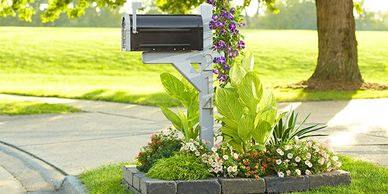 Residential Decorative Mailbox