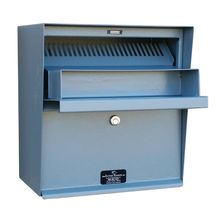 Stainless Steel Mailboxes from Steel Mailbox Company