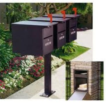 Letter Locker Commercial Mailbox from Steel Mailbox Company