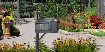 Residential Mailbox from Steel Mailbox Company