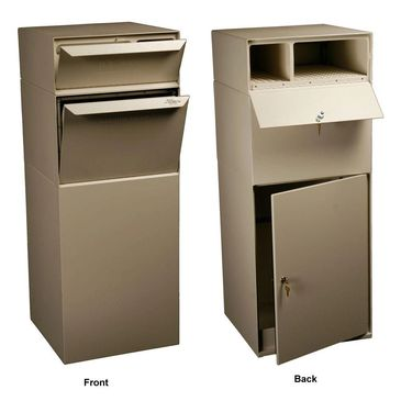 Drop Boxes from Steel Mailbox Company
