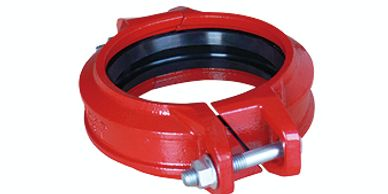 Bolts Grooved Clamp