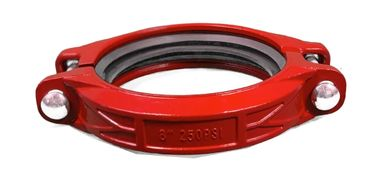 Fast Grooved Clamp