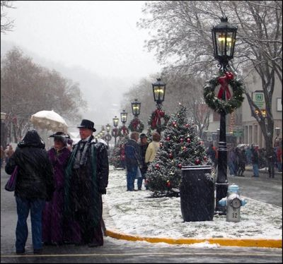 Dickens Christmas Wellsboro 2020 DICKENS OF A CHRISTMAS | Bucket List Tours By Barb