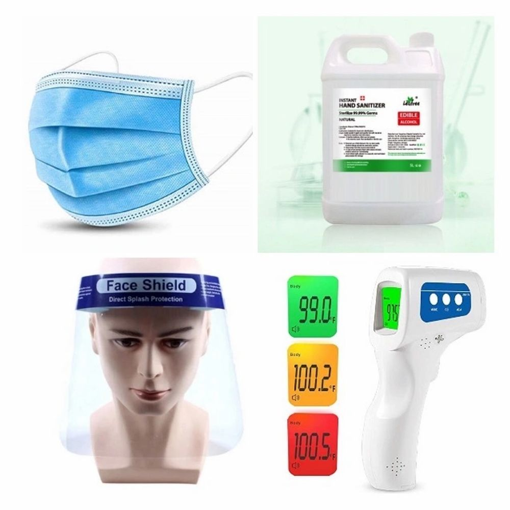 Med Mart has the protective personal equipment needed during these unprecedented times.