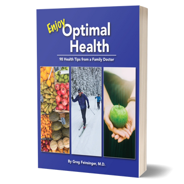 Take charge of your own health with Enjoy Optimal Health.