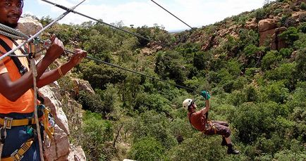 Canopy Tours in Magaliesburg