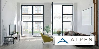 Alpen Fiberglass window provider in Billings, MT