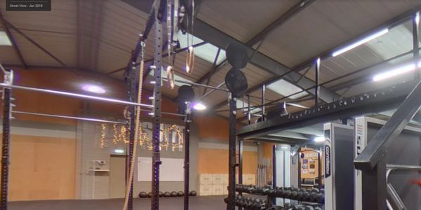360° Virtual Tour, Crossfit Colchester, Essex. Gym for Strength, Fitness and Conditioning. Healthy
