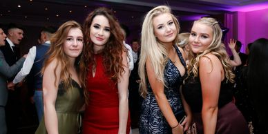 Event, party and Prom Photography.  Offering a range of coverage. Print on the night available