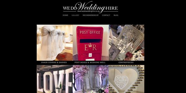 we do, wedding, hire, colchester, happy days, essex, venue decor, bespoke, family, events