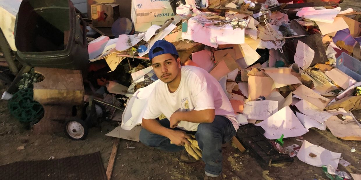 junk removal experts & hauling greek movers inland empire junk removal business post move junk