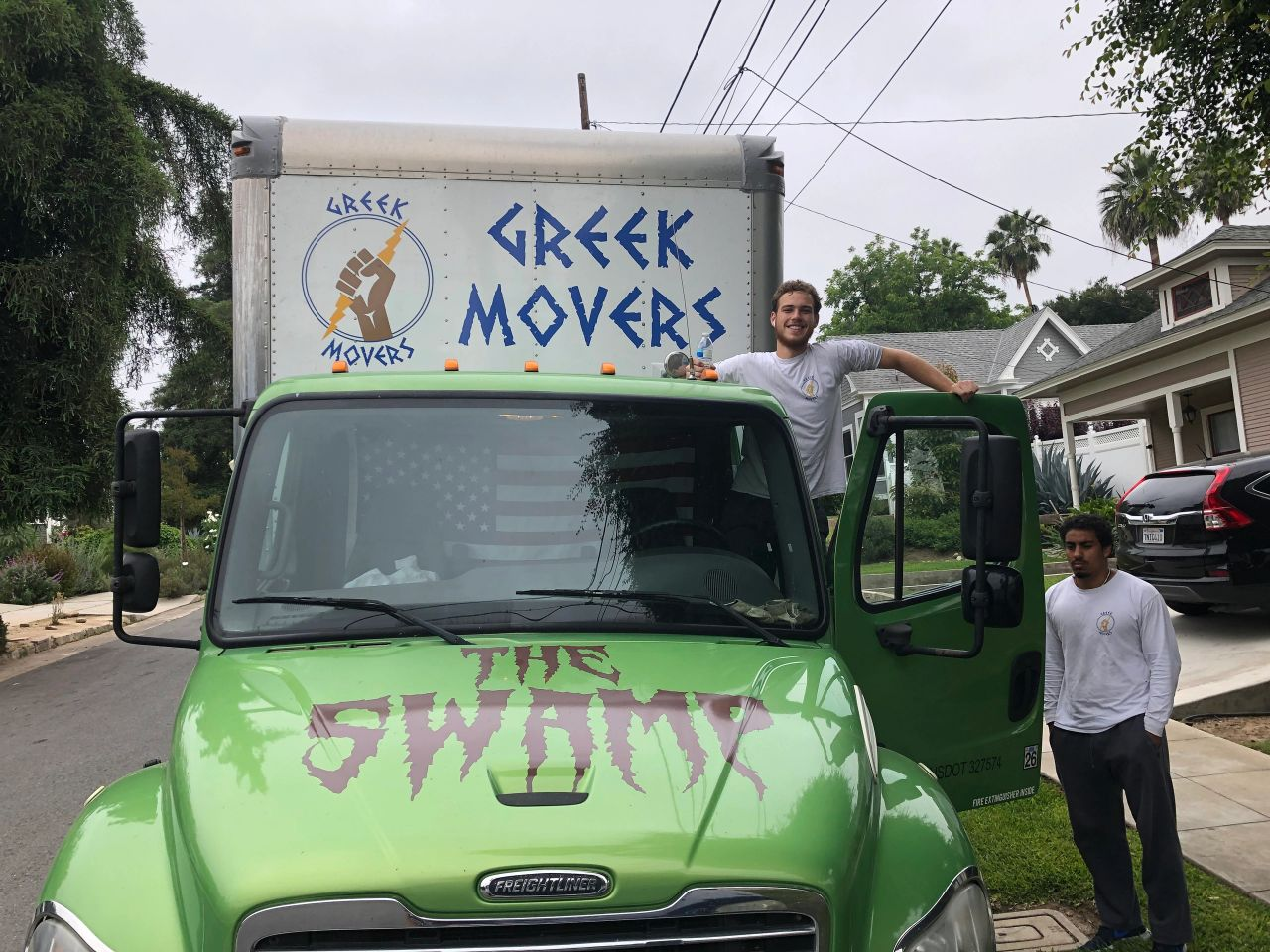 The Swamp Professional Movers Movers Inland Empire Ca Movers