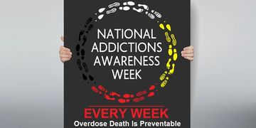Addiction, Substance Use Disorder, Opioid Epidemic awareness is EVERY DAY! Too many are dying.