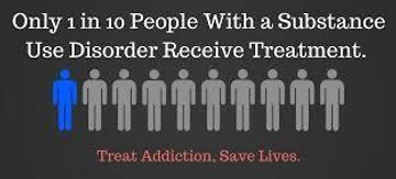 Substance Abuse, Addiction, Opioid Epidemic A National Emergency. We need increase treatment support