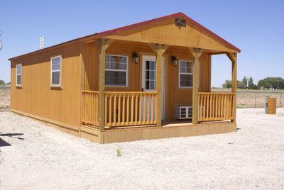 16x44 Cabin