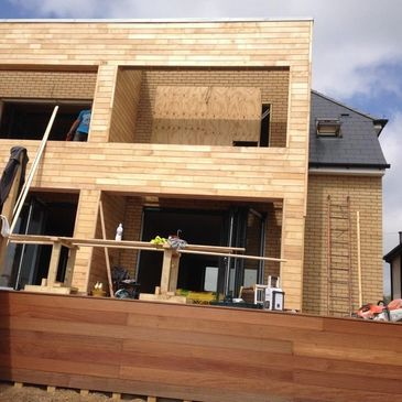 Sussex carpentry and Construction Ltd offer a full range of carpentry and construction services