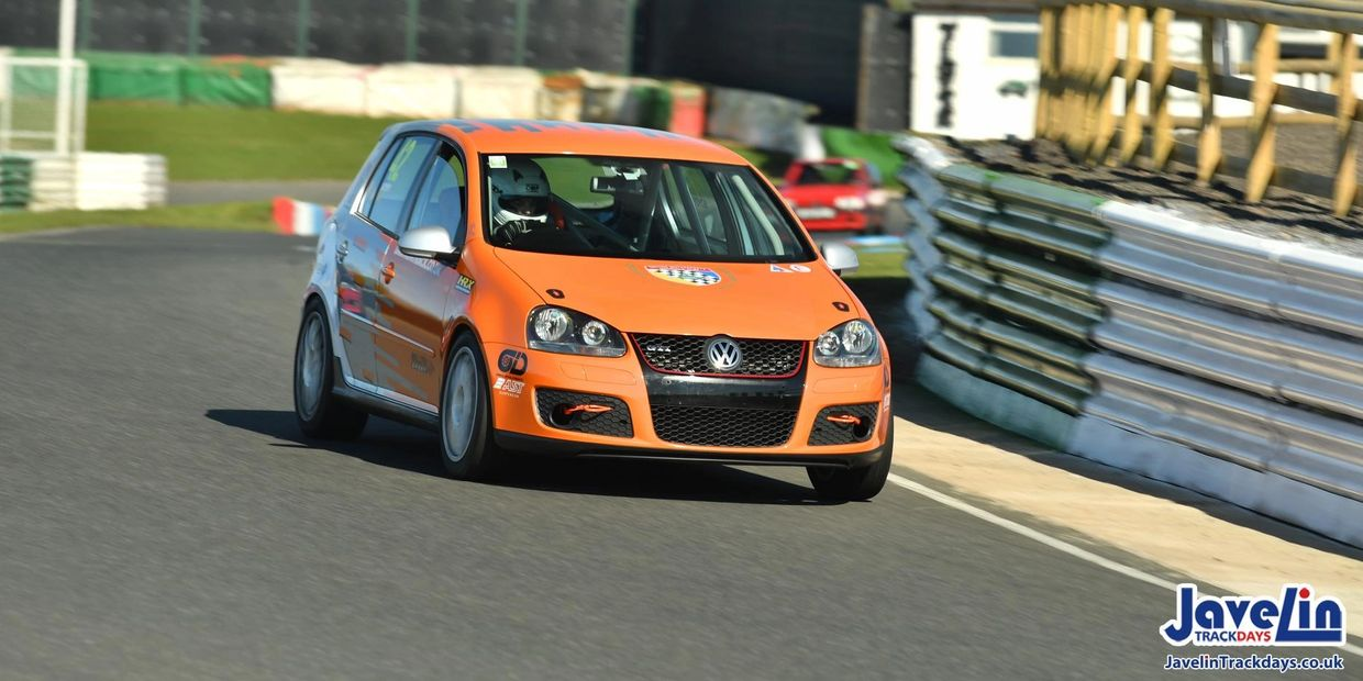 Photo thanks to Javelin Trackdays - Mallory Park first shake down