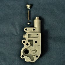 Harley shovel - evo oil pump