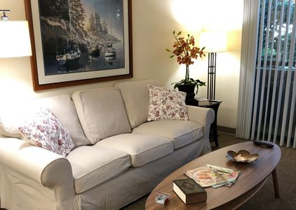 Spacious apartments ranging from  365 to 504 sq  feet.  Each unit has a private bathroom.