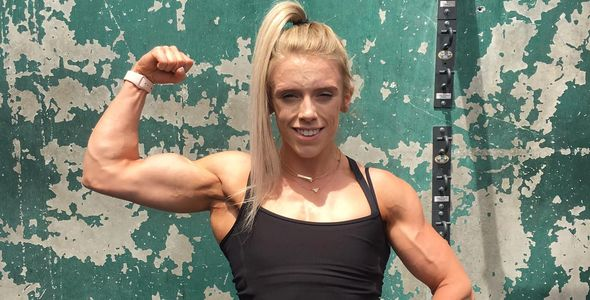Brianner Mertlich is not only the best wife in the world, she is also a health and fitness superstar! Brianne is a qualified bodybuilder in the women's figure division! She has already won a few contests and has more on the way! She's an absolute beast in the gym but a sweetheart in person!