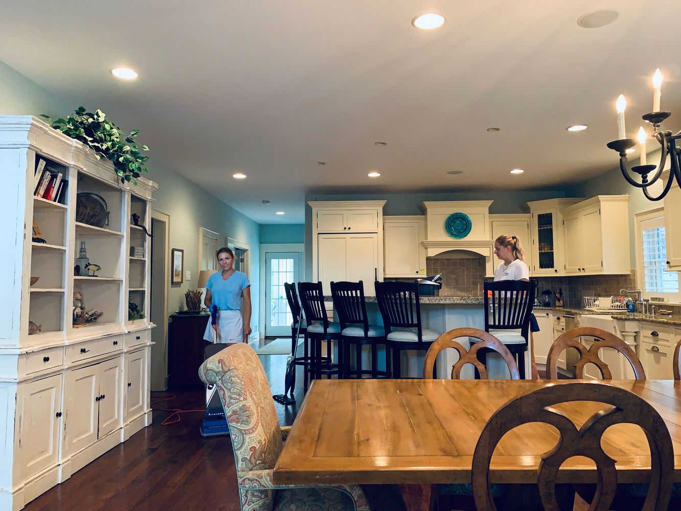 Cleaning with experience in Avalon and Stone Harbor.
