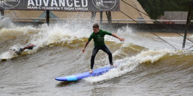 Surf Snowdonia, one of our excursions for your Celtic Routes Tour