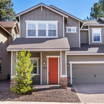 Townhome in Flagstaff Arizona in Pinnacle Pines