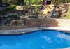 Resort swimming pool - open May-Sept - walking distance from cabin