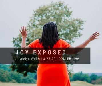 Joycelyn Wells, Joy Exposed, Marietta Country Club, Covid 19, Youtube, itunes, soundcloud,