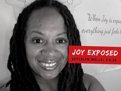 Joycelyn Wells, Joy Exposed, Blended families, author, SHAPE, publishing