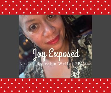 Joycelyn Wells, March Madness, Joy Exposed, Author, Writer, the virtues of joy, pandora, soundcloud