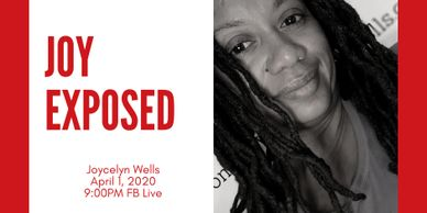 Joycelyn Wells, Joy Exposed, Marietta Country Club, Coronovirus, covid 19, podcast, author, writer