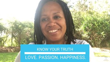 Joycelyn Wells love passion happiness youtube series know your truth