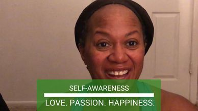 Joycelyn Wells love passion happiness self-awareness aelf-love youtube series