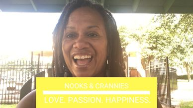Joycelyn Wells love passion happiness youtube series love love everywhere love nooks and crannies