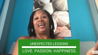 Joycelyn Wells love passion happiness unexpected lessons youtube series