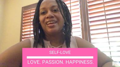 Joycelyn Wells Youtube series love passion happiness self-love self love
