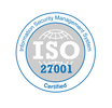 Information Security Management System Certified 27001