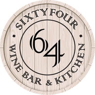 SixtyFour - Wine Bar & Kitchen located in Naperville right on Water Street!