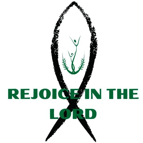 Logo for the Rejoice In The Lord Organization of Pakistan, in Partnership with HRM Crown Prince Maur