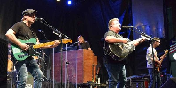 Joe Diffie 2017 Photo by of Lynn Amacher