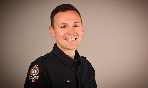 Cst. Chris Birkett President of Out On Patrol