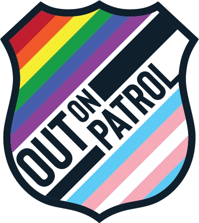 Out on Patrol logo crest